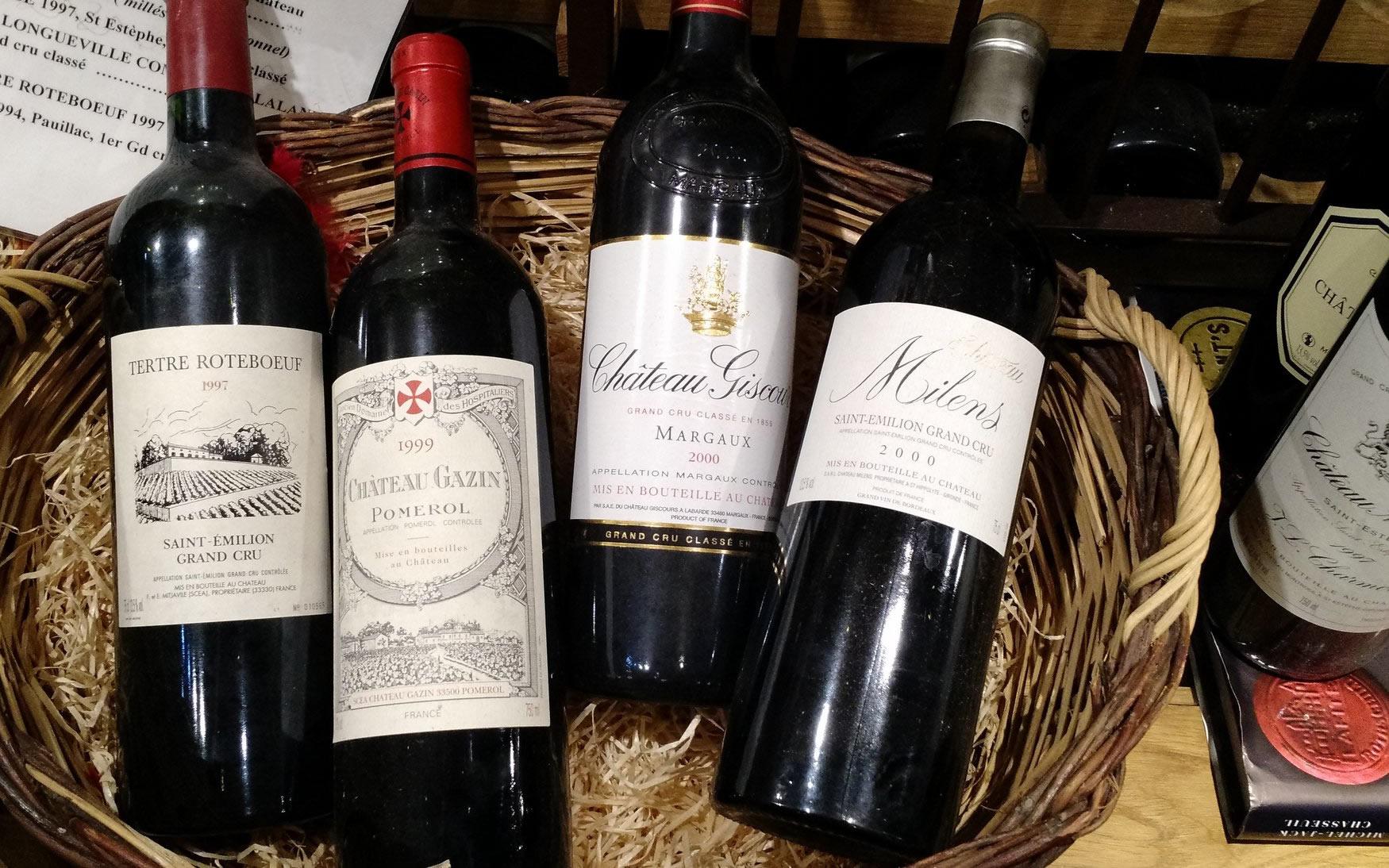 Cave à vins à Cotignac