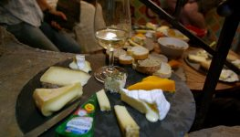 Masterclass: pairing wine and cheese